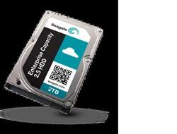 ENTERPRISE CAP 2.5 HDD 2TB SAS