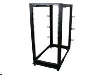 25U ADJ DEPTH 4 POST RACK