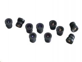 AXIS M12 Megapixel - CCTV objektiv - pevné ohnisko - objektiv fixed iris - 1/2.8