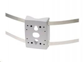 AXIS T91A47 - Souprava pro montáž kamery na stožár - bílá - pro AXIS M3026-VE, P1355, P1355-E, P135