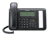 Panasonic KX-DT546NE, černá - IP telefon