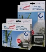 1x2 Clean Office Carbon Ozone Fine Dust filtrů Velikost L