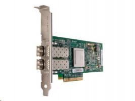 Cisco QLogic QLE2562 - Adaptér hostitelské sběrnice - PCI Express 2.0 x8 - 8Gb Fibre Channel x 2