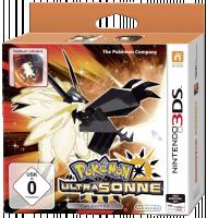 Nintendo 3DS Pokemon UltraSun Fan-Edition