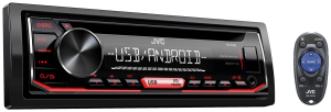JVC KD-R492 Autorádio