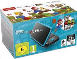 New Nintendo 2DS XL + Super Mario 3D Land