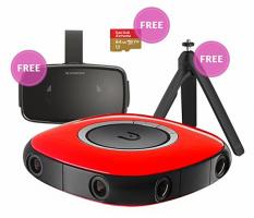Vuze 3D-360 degrees 4K Kamera