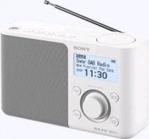 Sony XDR-S61DW, bílá - Rádio