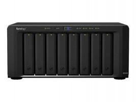 Synology Diskstation DS1817+ 8TB, 2GB RAM, 4x Gb LAN