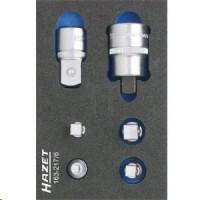 Hazet 163-217/6 Sada adaptérů