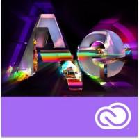 Adobe After Effects CC MP ENG EDU RENEWAL L-1 1-49 (12 měsíců) NAMED
