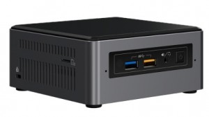 "Intel NUC sada 7i7BNH i7/USB3/HDMI/TB3/WF/M.2/2,5"""