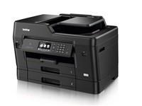 BROTHER multifunkce inkoustová MFC-J3930DW - A3, A3 sken, 22ppm, 256MB, 1200x4800, USB, LAN, WiFi, dup A4, 50ADF, 2x250