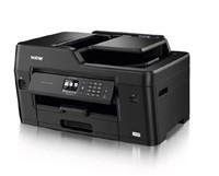BROTHER multifunkce inkoustová MFC-J3530DW - A3, A3 sken, 22ppm, 128MB, 1200x4800, USB, LAN, WiFi, dup A4, 50ADF