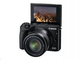 Canon EOS M3 - Digitální fotoaparát