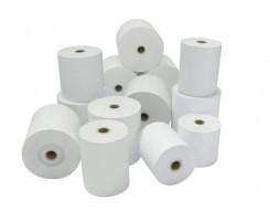 Štítky, termální papír, šíře 57mm