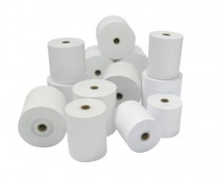 Receipt roll, thermal paper, 80mm, longl