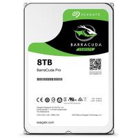 "Seagate Barracuda Pro 7200 8TB 3.5"" HDD, SATA3, 7200RPM, 256MB cache"