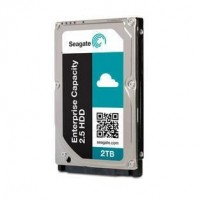 "Seagate Enterprise Capacity HDD, 2.5"", 2TB, SATA, 7200RPM, 128MB cache"
