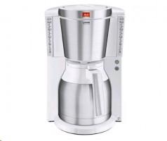 Melitta Look Therm deLuxe 1011-13 Kávovar na překapávanou kávu, bílý