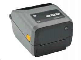 Tiskárna štítků Zebra ZD420, 203 dpi, USB, BT (BLE, 4.1), Wi-Fi, šedá