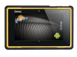 Getac Z710 Basic, USB, BT, Wi-Fi, GPS, RFID, Android