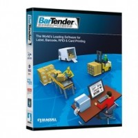 Seagull BarTender 2016 Enterprise Automation, 3 Printers