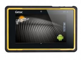 Getac Z710 Premium, 1D, 2D, USB, BT, Wi-Fi, HSPA+, GPS, Android