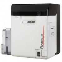 Tiskárna karet Evolis Avansia, 600 dpi, 144 ks/h, USB, Ethernet, smart