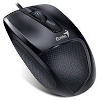 GENIUS myš DX-150X, drátová, 1000 dpi, USB, černá