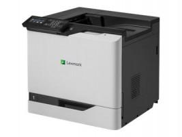 Lexmark CS820de color laser 57/57ppm, síť, duplex, dotykový LCD