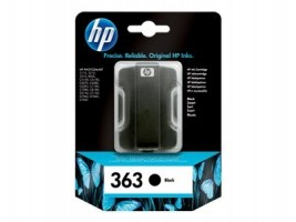 Inkoustová náplň HP 363 černá | 6ml | Photosmart8250,3110/3210/3310