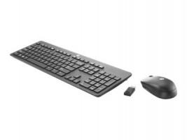 HP Slim Wireles klávesnice a myš