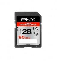 PNY Technologies SDXC vysoký výkon 128 GB