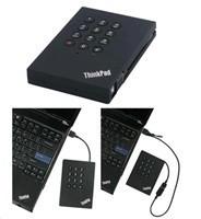 LENOVO disk ThinkPad USB 3.0 Secure Hard Drives, 1TB - pro ThinkPad, ThinkCentre, TP Edge