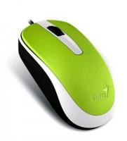 Genius DX-120 myš drátová, 1200 dpi, USB, zelená