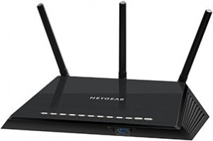 Netgear AC1750 WiFi Router 802.11ac Dual Band Gigabit s Ext Ant