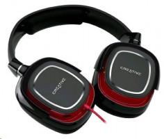 CREATIVE HS-880 DRACO gaming sluchátka