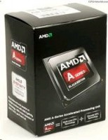 AMD A8-7670K 3.9 GHZ Quad-Core procesor, černý