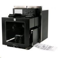 "Zebra ZE500R-4, Thermal transfer, 4"" šířka, 300 dpi, RFID RS232, USB, LPT, LAN - levoruka"