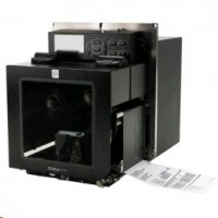 "Zebra ZE500R-4, Thermal transfer, 4"" šířka, 203 dpi, RFID RS232, USB, LPT, LAN - levoruka"