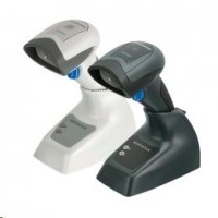 Datalogic QuickScan I QBT2101, 1D, BT, multi-IF, sada (USB), bílá (skener, USB kabel)
