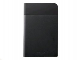 BUFFALO MiniStation Extreme - Pevný disk - 1 TB - externí (přenosný) - USB 3.0 - černá