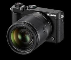 NIKON 1 J5 + 10-100 VR - Black