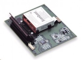 Honeywell IS4125, skener cárového kódu - modul plug-in, RS-232