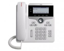 Cisco UC PHONE 7821 WHITE - VoIP telefon