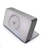 Bayan Audio Soundbook X3 Přenosný reproduktor, stříbrný