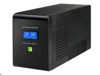 Powerwalker VI 2000 PSW UPS 2000VA/1400W