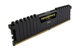 Corsair Vengeance LPX DDR4 DRAM 4GB (1x4GB) 2400MHz CL14 černá