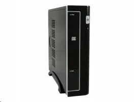 Case Mini-ITX 75W LC-Power LC-1370BII